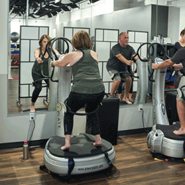 Power Plate Workouts: Extra Benefits in Less Time