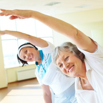 Exercise for cancer survivors