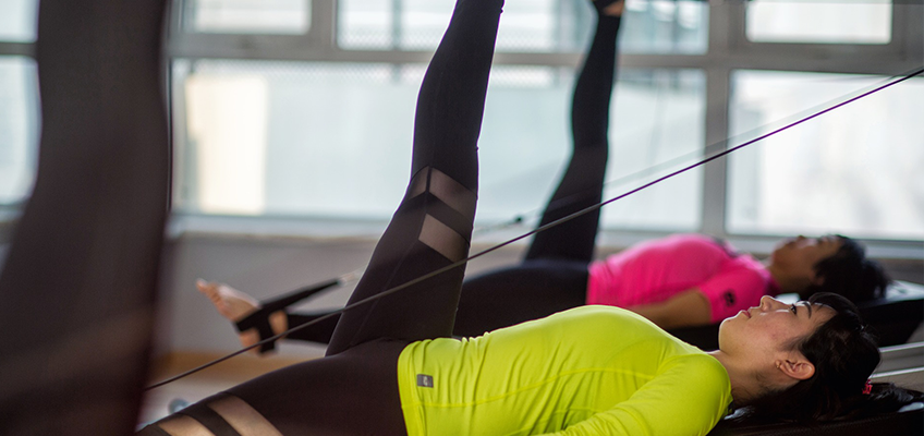 advice for the pilates reformer